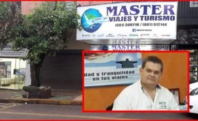 Otra denuncia por estafa más contra Master Viajes y Turismo