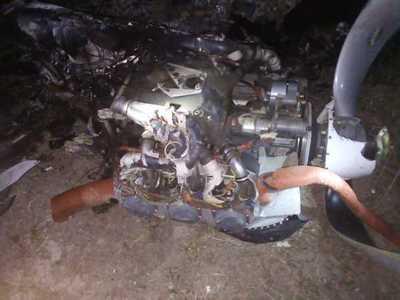 Una persona falleció tras un accidente aéreo en una estancia de Bahía Negra