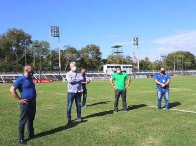 Punto final a la verificación de los estadios