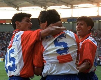 Inolvidable triunfo para avanzar en Francia '98