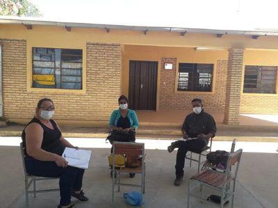 Docente niega ser planillero en Alto Paraguay
