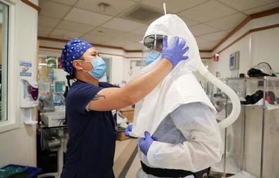 Estados Unidos registró un total de 34.700 nuevos contagios en las últimas 24 horas
