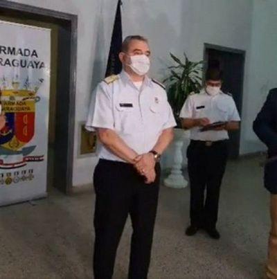 Armada Paraguaya abre investigación tras contagiados de Covid-19 en Ayolas