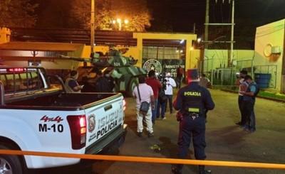 Guardias positivos continuarán trabajando en la penitenciaría de CDE