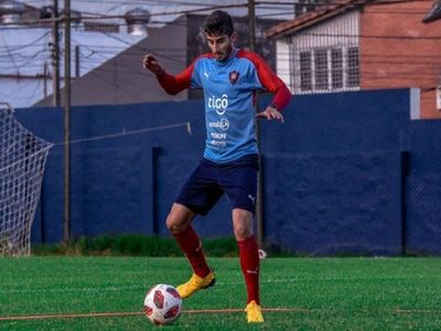 Cerro Porteño vuelve a realizar fútbol