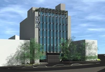 Aduanas inició la construcción de su propio edificio en la zona de la Costanera de Asunción