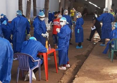 Más de 100 reos de la Penitenciaría Regional de CDE dieron  positivo a Covid-19 y dispara alerta de posible contagio masivo – Diario TNPRESS