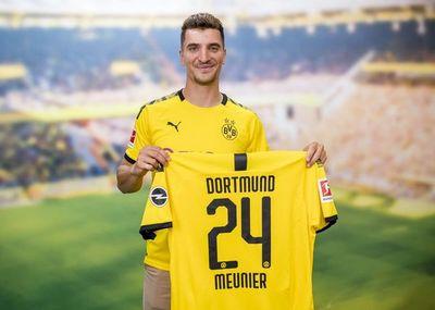 Dortmund anuncia el fichaje de Meunier