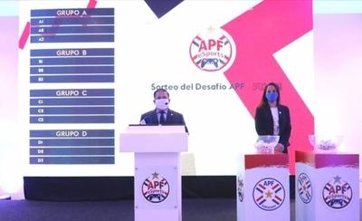 HOY / Se viene el segundo torneo eSports de la APF
