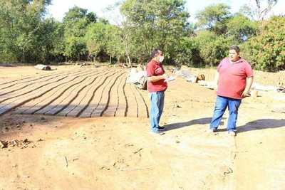 Proyecto de fortalecimiento y formalización de oleros genera expectativa en Cnel. Bogado