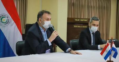 Equipo Económico Nacional expuso plan de reactivación económica