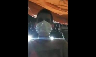 Video de interno del penal de CDE se manifiesta – Prensa 5