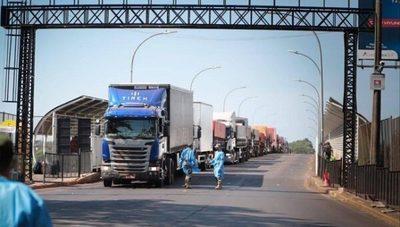 Decretan régimen especial para el comercio en zonas fronterizas