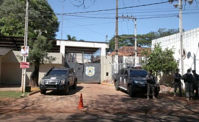 Ciudad del Este: Guardias con Covid-19 seguirán trabajando · Radio Monumental 1080 AM
