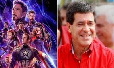 Horacio Cartes es más millonario que los Avengers, aseguran