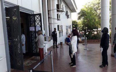 Preparan caravana en repudio a suspensión de actividades en Poder Judicial