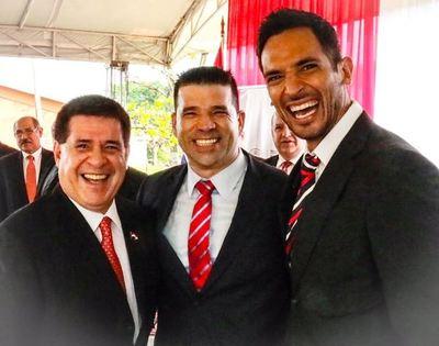 Roque Santa Cruz como precandidato presidencial: El famoso futbolista salió al paso de los rumores