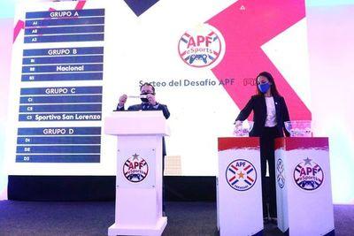 Todo definido para el segundo torneo eSports de la APF