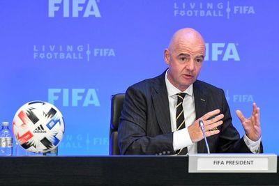 "Infantino: ""Sudamérica debería tener un Mundial femenino"""