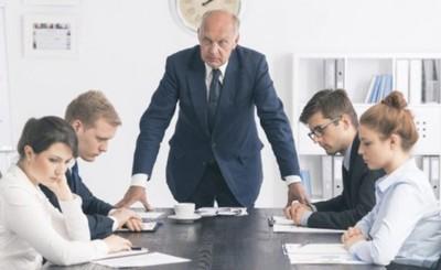 Los buenos colaboradores huyen de los malos jefes