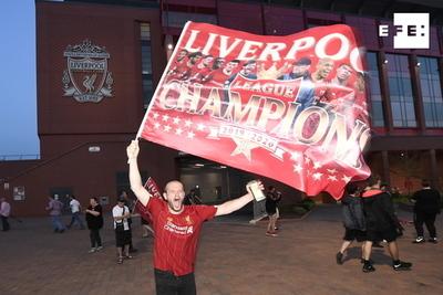 ¡Campeón! Liverpool se aseguró la Premier League tras victoria del Chelsea sobre el City