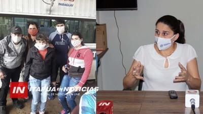 SÉPTIMA REGIÓN NO VISITÓ ALBERGUE DE GRAL. DELGADO POR FALTA DE TIEMPO