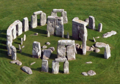 Descubren compleja estructura prehistórica cerca del Stonehenge