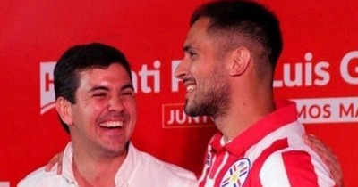 Roque, ¿parte de dupla con Santi?