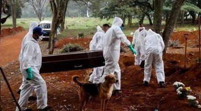 Brasil no muestra señales de estabilización y se acerca a las 55.000 muertes