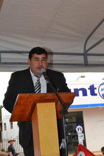 Imponen prisión domiciliaria a intendente de Katuete