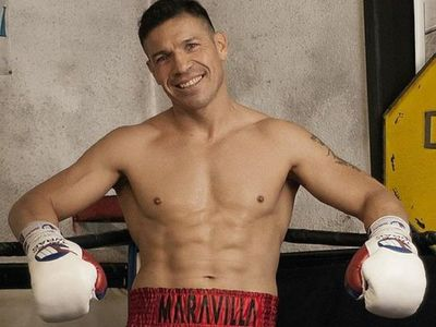 Maravilla Martínez vuelve al ring