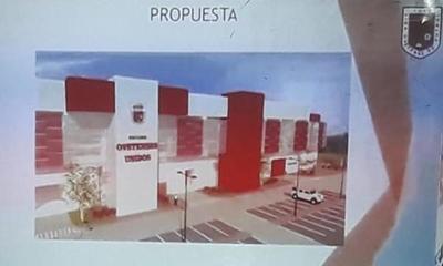 Presentaron proyecto de remodelación del Estadio Ovetenses Unidos – Prensa 5