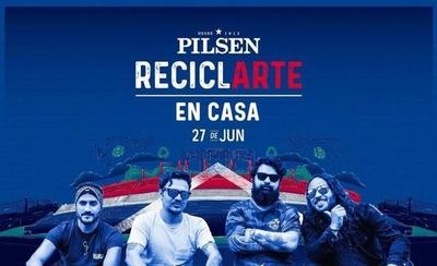 HOY / Pilsen Reciclarte llega en su edición en casa