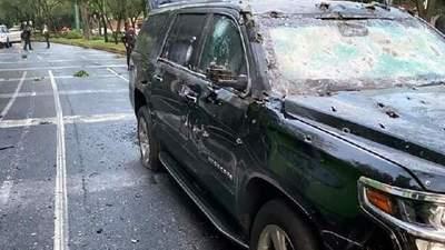 Dos escoltas mueren en atentado contra jefe de Seguridad de Ciudad de México
