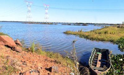 Bajos niveles de los ríos siguen dificultando la navegación