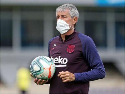"""""""Quedan siete partidos y es muy difícil que el Madrid los gane todos"""""""
