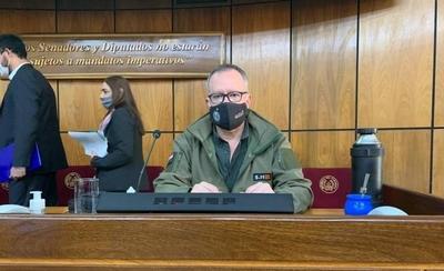 HOY / Senador Fernando Silva Facetti, habló sobre la Audiencia Pública que trató la situación del sector ganadero
