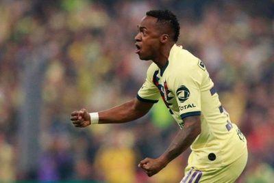 Futbolista ecuatoriano Ibarra pide otra oportunidad con club América en México