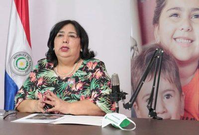 """Ministra de la Niñez califica como """"un crimen"""" lo ocurrido con la pequeña de 11 años"""