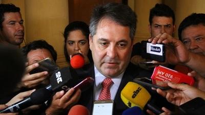 Arresto domiciliario para el ex presidente de Dinac