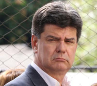 Jueza sostiene imputación contra Efraín Alegre