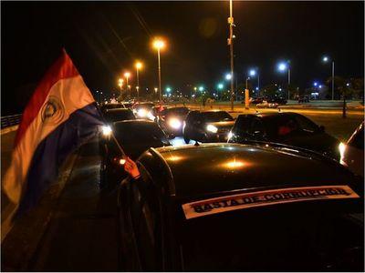 Repudian la criminalización delas protestas contra la corrupción