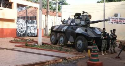 Primer caso en Tacumbú y se eleva a 230 positivos de covid en penal de CDE