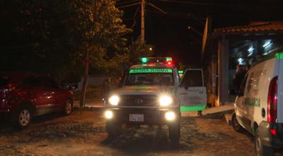 Policía resultó herido tras enfrentamiento con asaltantes