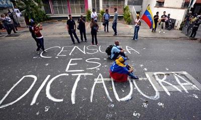 El régimen de Nicolás Maduro cometió 129 ataques contra la prensa desde que se inició la cuarentena por el coronavirus – Prensa 5