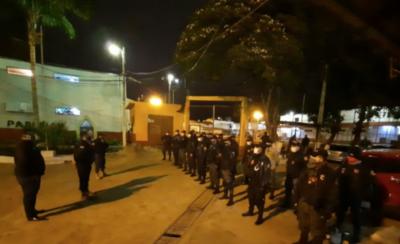 HOY / Con los casos en Ciudad del Este ahora rige el bloqueo epidemiológico
