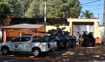 Penitenciaría de CDE refuerza seguridad durante periodo de cuarentena de funcionarios – Diario TNPRESS