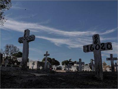 Brasil supera las 57.000 muertes y los 1,3 millones de casos de Covid-19