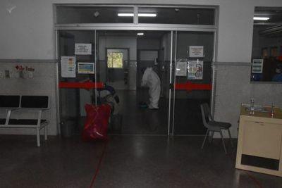 Confirman un nuevo caso de COVID-19 en el Hospital de Ayolas