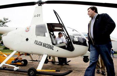 Se concreta blanqueo de empresarios de Proibérica